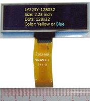 2.23 inch yellow 128x32 oled screen oled display