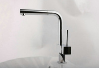 kitchen pull out faucet mixer chrome finishing   faucet  hot selling Retail competitive price Z8532