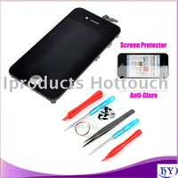 Free shipping for iPhone 4 4G LCD Touch Screen Assembly