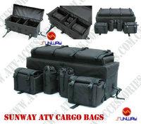 2011 New Model Sunway Free shipping ATV Cargo Bags,ATV Cooling Bags,ATV Luggage Bags,ATV Bags(Black)
