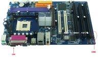 AMI-I845GV-3ISA Motherboard with three ISA slots 2 COM  socket 478,533MHz FSB,onboard SOUND LAN VGA