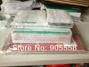 Polycarbonate hollow sheet sample