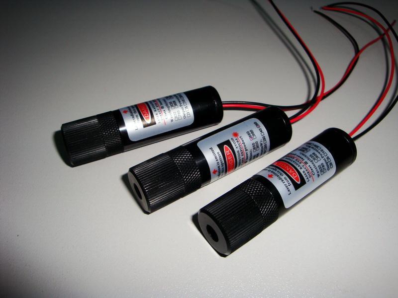 200mW 808nm Infrared IR Laser Module Focusable Dot M808D200-5--1660(China (Mainland))