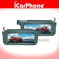 "10.2"" SUN VISOR LCD MONITOR Car video Car TFT LCD Monitor Auto Sunvisor screen"
