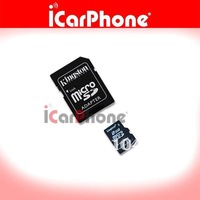 Car GPS maps with 2GB SD memory card map software new maps for car dvd player