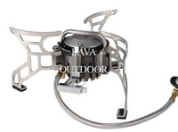 Camping Gas Stove (T4-A) - Outdoor Gas Stove,Camping Gas Burner,Low Price,Lightwieght,Portable,Strong Burning,Free Shipping