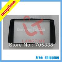 Free shipping-Car refitting DVD frame,DVD panel,Dash Kit,Fascia,Radio Frame,Audio frame for Toyota 03-06 Corolla ,2din