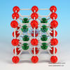 Ionic Crystal Model Cesium Chloride(CsCl) - molecular model set