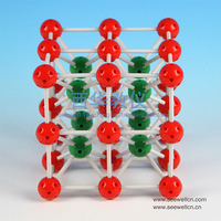 XCM-008 - Ionic Crystal Model Cesium Chloride(CsCl) - molecular model set
