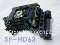 Laser pickup Original and new SF-HD63 New HD63 Laser Lens for XBOX 360 dvd 5pcs/lot HD-63 Laser lens