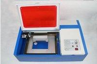 Laser engraving machine 40/CO2 Laser engraving machine 3020/40W/ 220v 50HZ