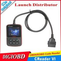 OBD II Code Reader Creader 6