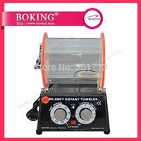 220V Jewelry  Polishing Machine Rotary Tumbler Polishing Machine Rock Barrel Polisher Jewelry tools 1pc/lot