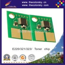 (CS-LE220) universal toner cartridge chip for Lexmark E220/E321/e323 220/321/323 IBM1312 IBM 1312 DELL1500 dell1500 BK free DHL
