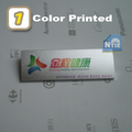 65X22mm 1 color printed aluminum alloy staff name badge tag 50pc/Lot,DHL/UPS/EMS Free shipping