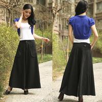 Free Shipping! New Fashion Women's Wide Leg Casual Pants,Wholesale/Retail