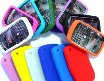wholesale silicone protect case  cover skin 10pcs\lot for cell phone