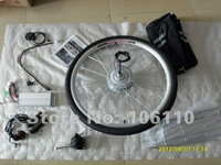 beautiful products!24v350w electric bike conversion kit with front wheel