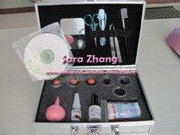 Korea Eyelash extension kit /New Pro False Eyelashes Eye Lash Extension Set Kit Case Gift Free Shipping