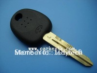 Hyundai transponder key cover car key blank