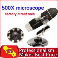 500X USB mini microscope free shipping