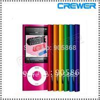 5th 8GB MP3 player 2.2 LCD Camera Scroll Wheel 1.3MP Camera Fashionable Mp3  player