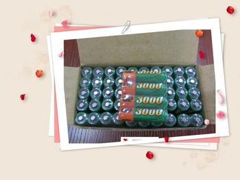 free shipping 10pcs/lot Brand NEW GP AA 3000mAh Camera Rechargeable Ni-MH Battery