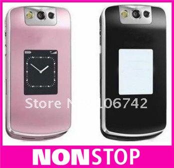 Original BlackBerry Pearl Flip 8220 Unlocked Cell Phone WIFI wholesale Refurbished(China (Mainland))