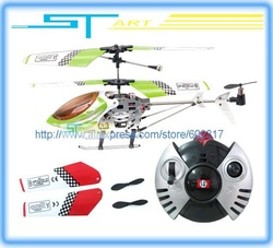 Clearance Swift SH 7.5 inch Remote Control Built-in Gyro Metal 3ch 3.5 ch Mini RC helicopter 6020-1 6020 RTF(Hong Kong)