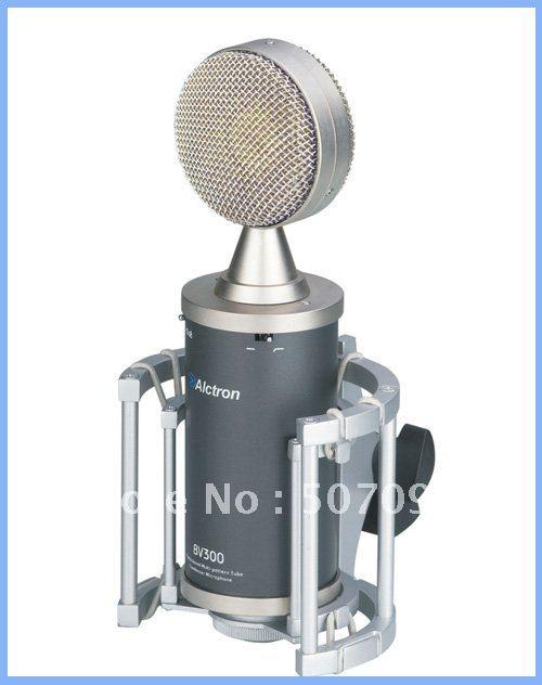 Alctron profesyonel tüp kondansatör mikrofon kayıt mikrofon
