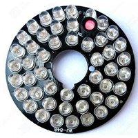48 LEDs 5mm Infrared IR For Camera IR Bulb 940 nm Leds Camera Panel LI-06