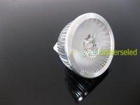 hot sale LED MR16 3watt 12pcs per lot 12v DC Free shipping