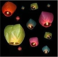 dhl/fedex freeshipping color mix  fly balloon,sky balloon