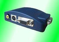 PC to TV Box /  VGA to PAL converter/ Video convertor