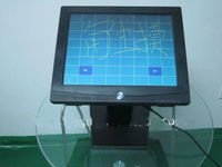 cheap 15 inch rugged touch screen POS PC with APU E350 DDR3,