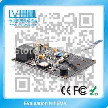 Barcode Evaluation Kit Free Shipping RS232 USE FOR test lv1000& lv3000