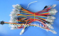 12mm WS2801 pixel module,IP66;DC5V input;full color;50pcs a string