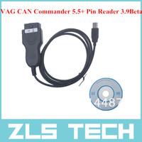 VAG CAN Commander 5.5+ Pin Reader 3.9Beta Free Shipping