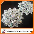 New Style rhinestone flower brooches pins wedding brooch