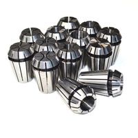13pcs(1-13mm)standard ER20 Chuck collet for spindle motor/engraving/Milling/Grinding/Boring/Drilling/Tapping A4
