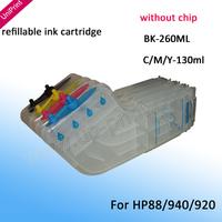 refillable Ink cartridge for Inkjet Cartridge 8000 8500 for hp940
