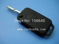 High quality Ben 1 button flip key shell 4 track