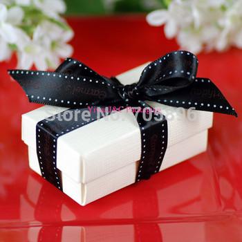 FREE SHIPPING--Hot 2PC Wedding Favo Box, Wedding Candy Boxes,Sweet Gift Box(JCO-373)
