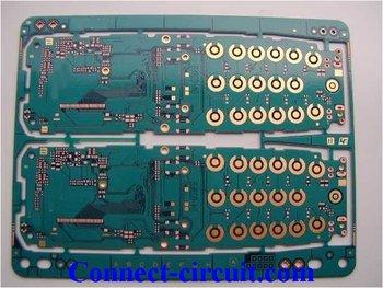 4 layers FR4 PCB,HAL-LF PCB,OSP,Free shipment