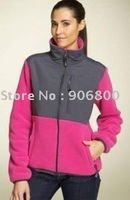 Women's Denali Fleece red Jacket S M L XL XXL,Wholesale Retail Jackets,Windproof  waterproof Jackets
