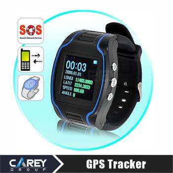 GSM GPS tracker watch phone 19NN001