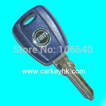 Top quality Fiat transponder key shell,key fob,car key replacement