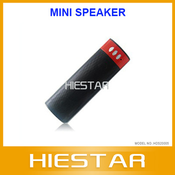 High Quality mini Portable Rechargeable Stereo loud Speaker for iPhone ipod Laptop MP3 mp4