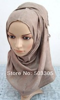 Ms040111 latest style hot sale high quality beautiful square scarf  with fringe in wholesale price for free shipping