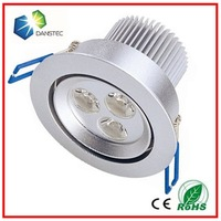 free shipping 6w led ceiling lamp